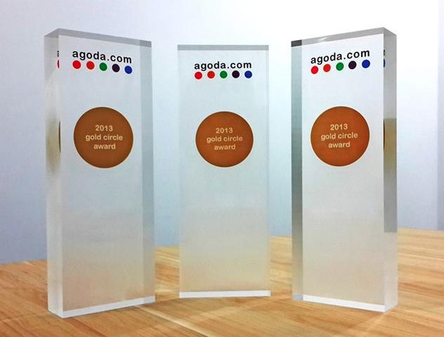 Agoda(アゴダ)が2013年度のゴールドサークルアワード受賞ホテルを発表!