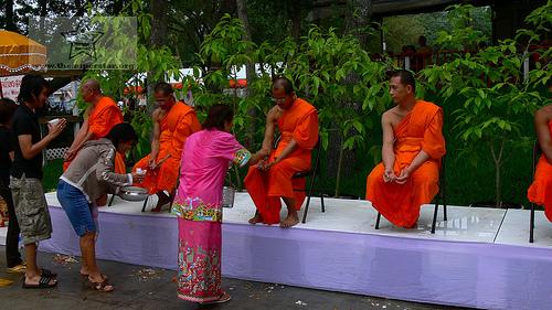 タイの旧正月・ソンクラーン2013