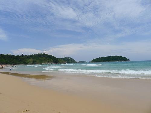 世界の旅行者が選んだ「タイのベストビーチ2014」ランキング