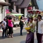 第40回を迎える「チェンマイ花祭り (チェンマイフラワーフェスティバル)2016」